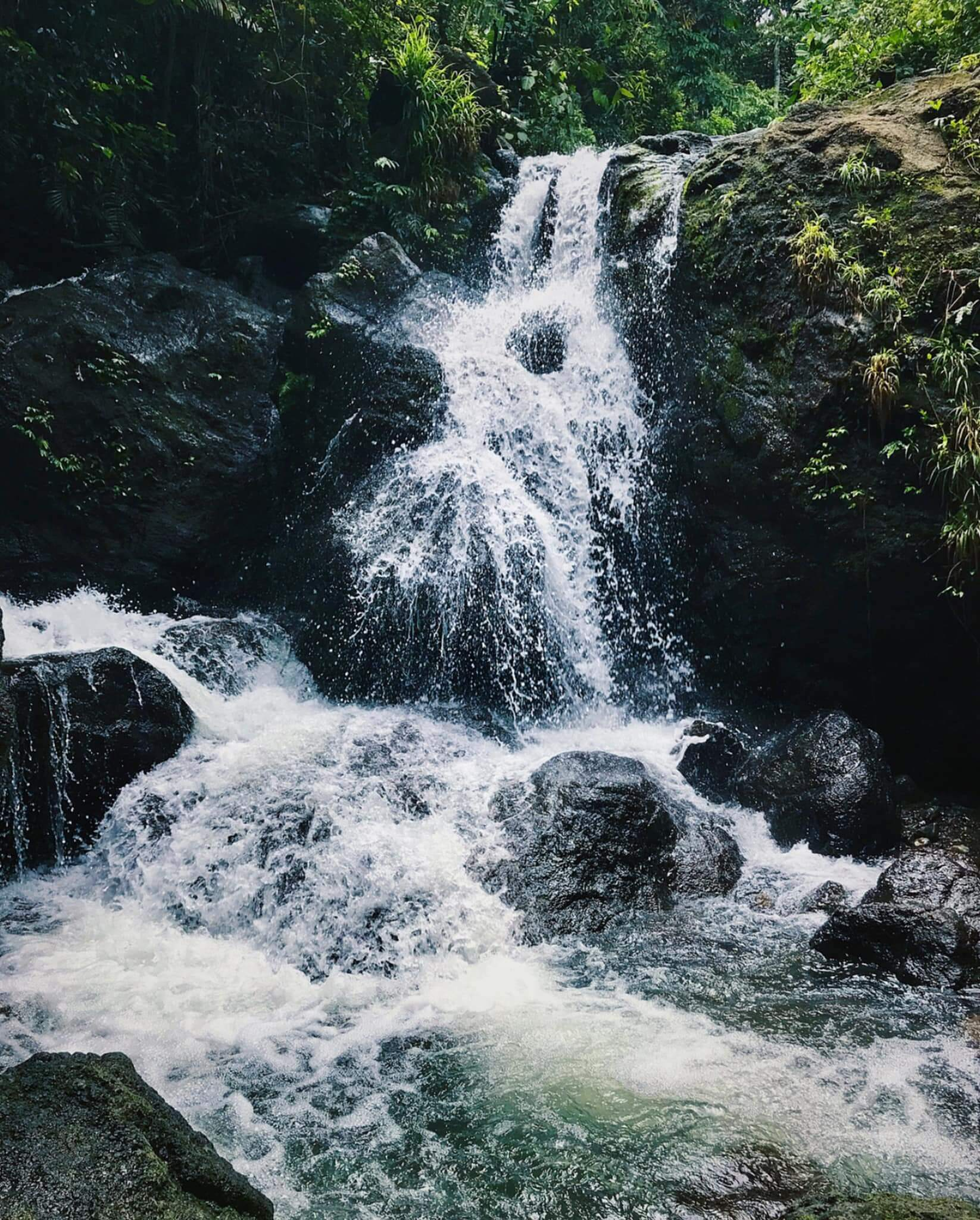 Siok Falls at Brgy. Mabini