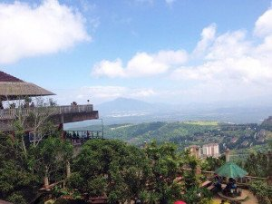 View from Tagaytay City