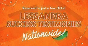 lessandra success testimonies from clients nationwide